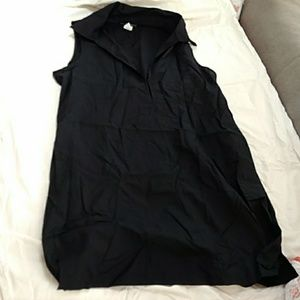 La Blanca swimsuit cover-up. Size large. Black